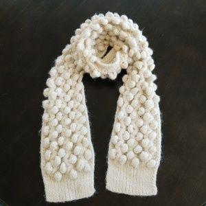 JCrew Handknit Winter Scarf
